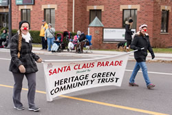 2017Santa Clause Parade
